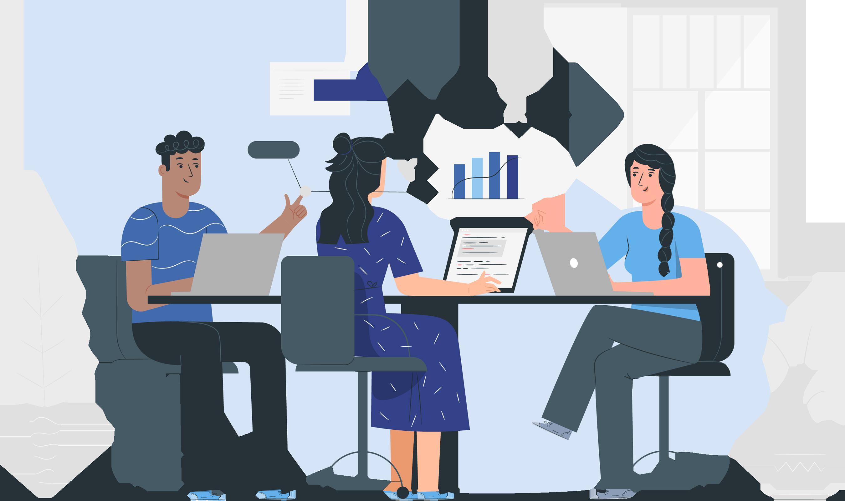 Lean Agile Team Meeting